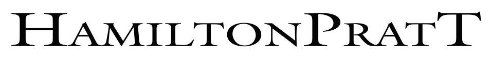 Franchise Solicitors Hamilton Pratt Logo